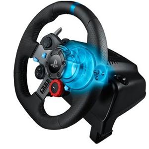 Jaki prezent dla dziecka - kierownica Logitech G29