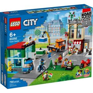 Jaki prezent dla dziecka -Lego City Centrum miasta